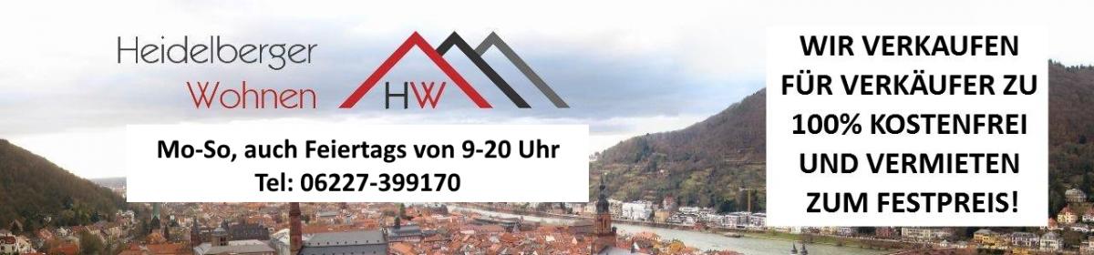 Der Immobilienmakler in Heidelberg // Tel: 06227-399170