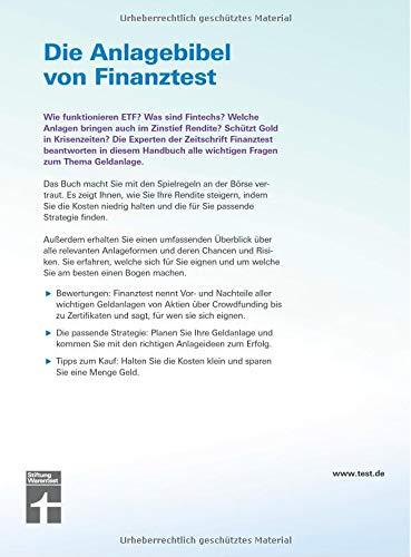 Das Handbuch für Aktien, Fonds, Anleihen, Festgeld, Gold usw. - Vor- und Nachteile aller Geldanlage - Chancen & Risiken -Passende Strategien
